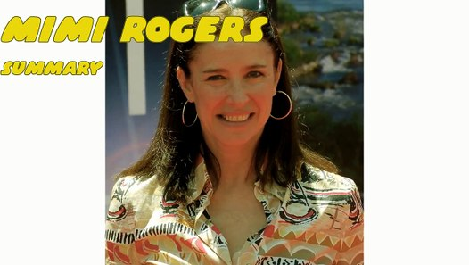 Dailymotion mimi rogers