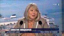 La voix est libre FR3 Provence Alpes 30 mai 2015 avec Christine Mirauchaux