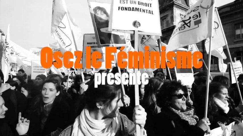 BILAN 2014-2015 D'OSEZ LE FÉMINISME !