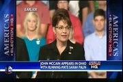 Michelle Obama Endorses McCain/Palin '08
