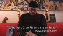 Alain Soral Clash le mari de Marine Lepen (Louis Aliot)