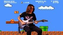 Zorman - Super Mario Bros Guitar