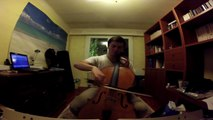ACDC Thunderstruck violoncelle