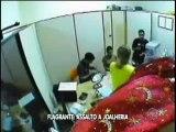 FLAGRANTE: ASSALTO A JOALHERIA EM SÃO JOSÉ DOS CAMPOS - imagens Paulo Rios