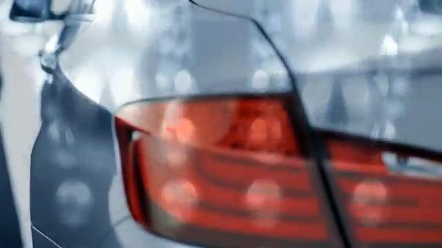 BMW Série 5 : New BMW Serie 5 Sedan (BMW France 2009)
