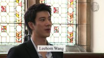 Musical Tipping Points | Wang Leehom | Oxford Union