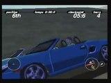 Porsche Challenge for Playstation PSone Gameplay ( Oldies )
