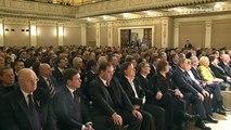 Valsts prezidents Andris Bērziņš sveic VID 20.gadadienā 15/11/2013