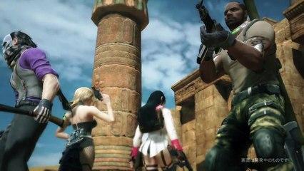 Premier trailer gameplay  de Lost Reavers