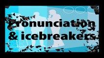 Pronunciation: th (ð), f, i, ɪ, z, g,  ʊ, d,  r  with icebreakers
