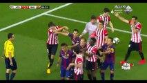 La roulette de Neymar qui a provoqué la colère des joueurs de Bilbao - FC Barcelone vs. Athletic Bilbao