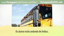 Learn Brazilian Portuguese with Video - Getting Around Using Brazilian Portuguese