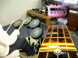 Souls of Black - 100% FC expert Rock Band 2 (drums)