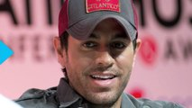Enrique Iglesias Recovering After Slicing Fingers At Concert