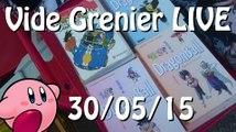 Vide Grenier LIVE - 30 Mai 2015