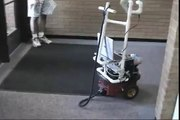 Robotic Guide for the Blind at the USU Center for Persons with Disabilities