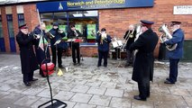Scunthorpe Salvation Army Band Play Christmas Carols: Sweet Chiming Christmas Bells