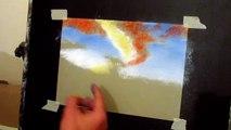 Painting Summer skies promo