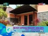 88 Hotspring Resort and spa in Calamba Laguna,Philippines - video