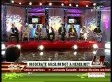 5.Dr. Zakir Naik, Shahrukh Khan, Soha Ali Khan on NDTV with Barkha Dutt