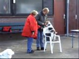 fitness les bij Loes vd Boogaard 27-11-07