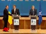 Putin Speaks to NATO Leaders As Summit Ends