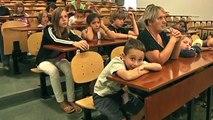 La matière condensée expliquée aux enfants (Troyes)
