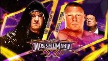Let's play - WWE 2K14 : 30 years of wrestlemania - épisode 24 (BONUS) , Wrestlemania 30