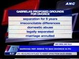 Bill seeks to ban divorce