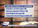 PH lawmakers resurrect past bills