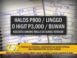 Bugged by 'kotong cops,' vendors seek Mayor Erap's help