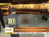 Man stabbed in his sleep in Manila