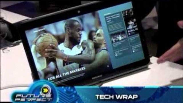 Samsung unveils hybrid gadgets