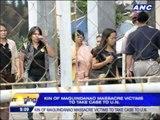 Massacre victims' kin seek UN help