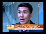 Luis tapes last episode of 'Deal Or No Deal'