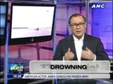 Teditorial: Drowning