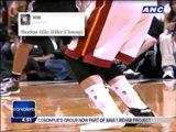 Shoeless Miller, LeBron's headband send netizens abuzz