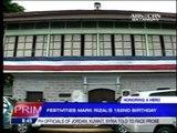 Festivities mark Rizal's 152nd birthday