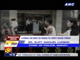 Ospital ng Makati receives bomb threat