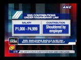 SSS urges senior citizens to file application for monthly premiums
