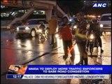 MMDA to deploy more traffic enforcers