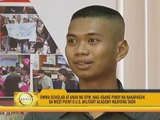 Filipino migrant worker's son going to West Point
