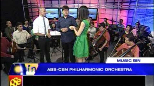 ABS-CBN Philharmonic Orchestra teams up with Cecile Licad