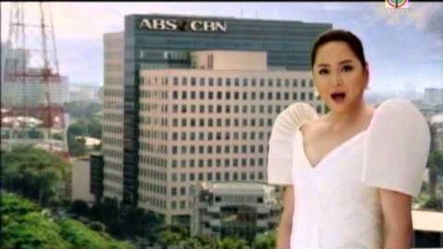 Ser Chief, Maya join ABS-CBN 'Lupang Hinirang' video
