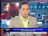 2 soldiers slain in Surigao NPA clash