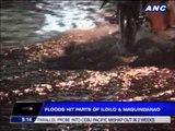 Floods hit parts of Iloilo, Maguindanao