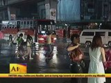 Rains, floods snarl Metro Manila traffic