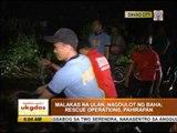 Floods hit major roads in Davao City