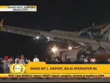 Cebu Pacific plane removed from Davao airport runway