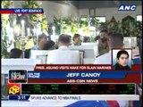 PNoy visits wake of slain Marines